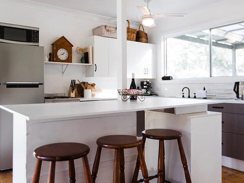 Seal Rocks Holiday House - Warialda Bungwahl Kitchen